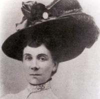 La poetisa y narradora Sofía Casanova