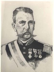 General Ignacio Pérez Galdós, hermano de Benito.