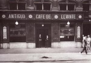 El antiguo Café de Levante