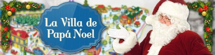 La villa de Papá Noel