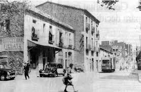 Barrio de la Bordeta (años 1940-50)