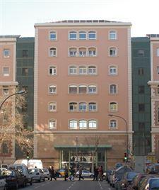 Hospital Clínico de Barcelona.
