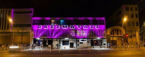 Sala Razzmatazz (antigua Sala Zeleste)