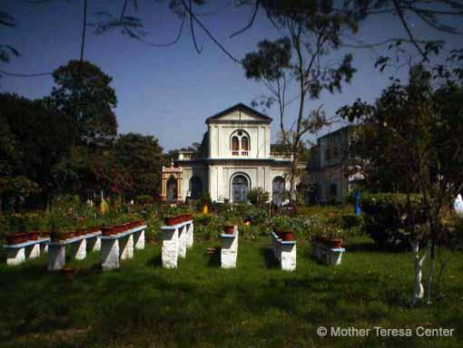 Santa María de Loreto Entally.