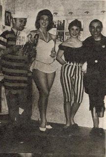 Con Tony Leblanc, Katya Loritz y Gila.
