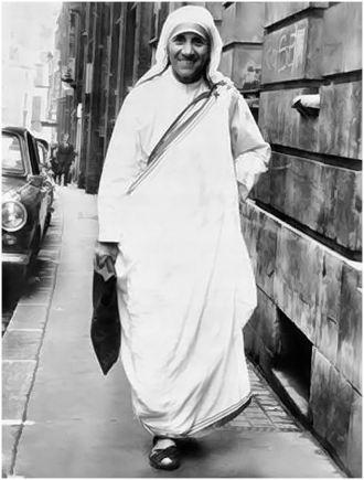 Después de su viaje a Patna la Madre Teresa regresó a Calcuta.