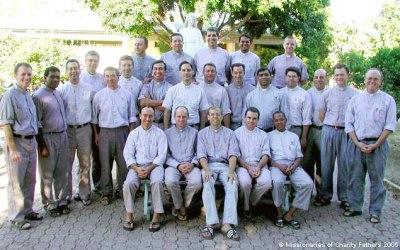 Padres Misioneros de la Caridad.