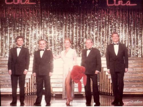 Estreno de ¡Sí al amor!l el 21 de enero de 1985.