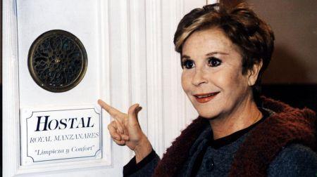 La serie de televisión Hostal Royal Manzanares (1996)