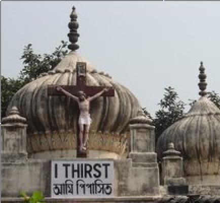 Casa del Corazón Puro (Casa de los de los Moribundos), Calcuta