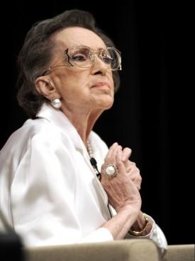 Amparo Rivelles falleció a los 88 años.