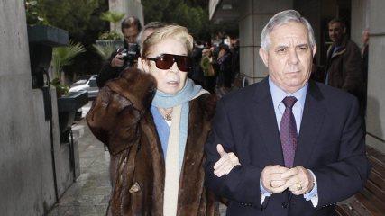 Lina y Daniel Pontes.