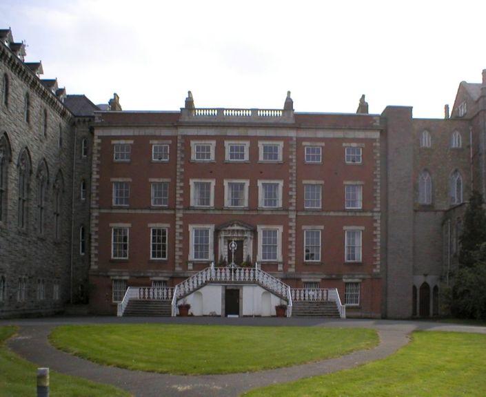 Institución Hermanas de Nuestra Señora de Loreto en Rathfarnham, Irlanda.