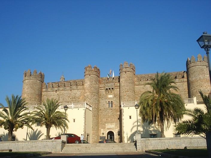 Zafra, Badajoz, (Palacio de los Duques de Feria - actual Parador de Turismo)