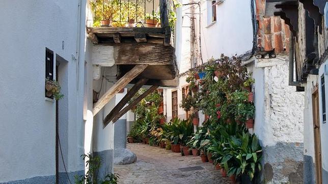 Hervás, Cáceres, (Barrio judío)