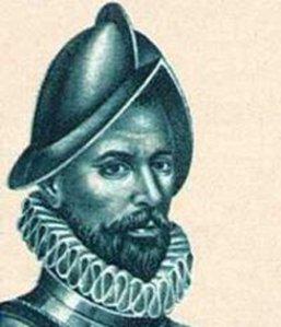 Francisco de Orellana,(Trujillo,Cáceres, 1511- Río Amazonas, 1546), descubridor del río Amazonas.