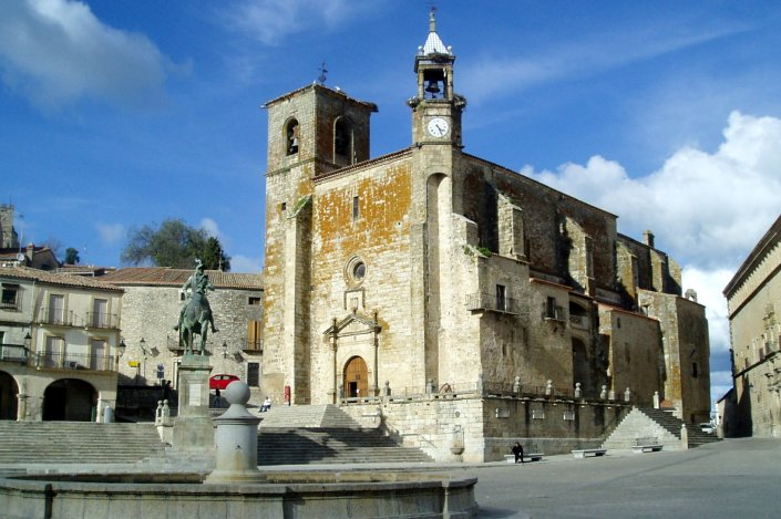 Trujillo, (Plaza Mayor)