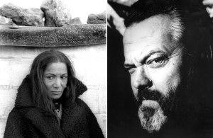 Carmen Amaya y Orson Welles