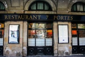Restaurante 7 Portes (7 Puertas)