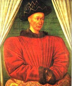 Carlos VII de Francia.