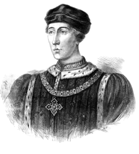 Enrique VI de Inglaterra.