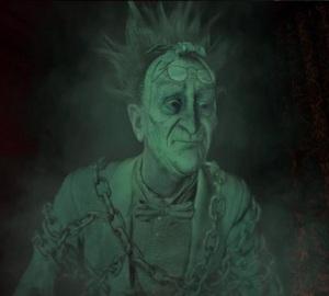 Fantasma de Jacob Marley.