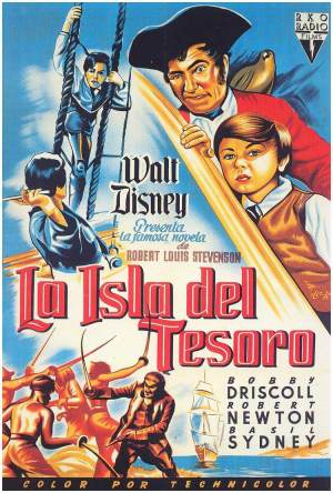 """""""La isla del tesoro""""."""