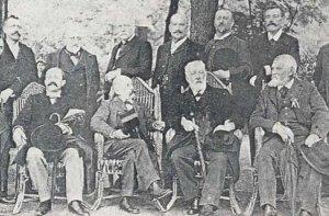 Julio Verne elegido concejal del Ayuntamiento en 1888.