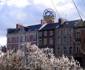 Casa de Julio Verne en el Boulevard Longueville.