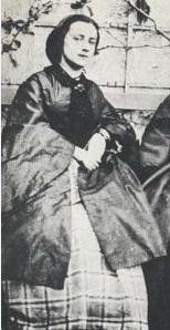 Su hermana Anna.