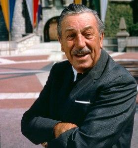 Walt Disney en su última etapa.