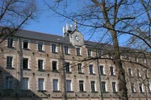 Colegio Saint Stanislas en Nantes, Francia.