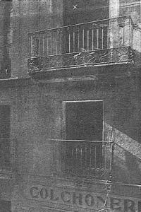 Colchonería del vecino de la calle Poniente.