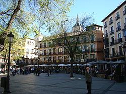 Plaza de Zocodover, Toledo