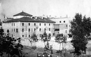 Prisión de la calle Reina Amalia.