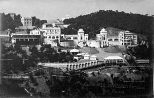 Casino de la Rabassada.