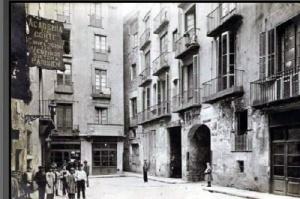Barcelona (Plaça del Oli - Vía Layetana)