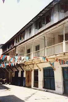 Casa natal de Farrok Bulsara.