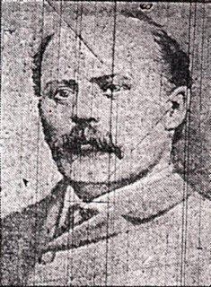 Mads Sorensen, su primer marido.