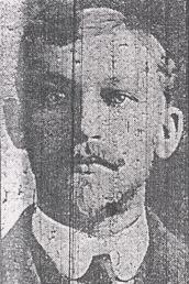 Peder Gunness, su segundo marido.